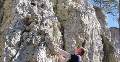 Zaktualizowany skałoplan Murku z Wampirami