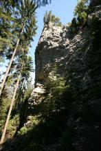 Jaroniec - wspinanie skałkowe w Tatrach