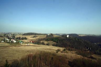 Skały w Jerzmanowicach