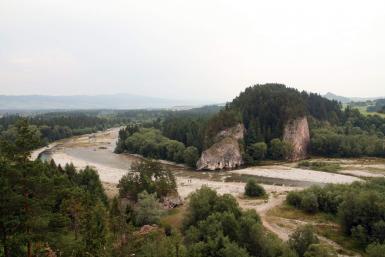 """Rezerwat """"Przełom Białki pod Krempachami"""" - foto arch. 2012 - M. Paradowski"""