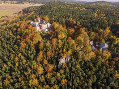 Leśny Szlak Wspinaczkowy  Polanica-Zdrój - Szczytnik