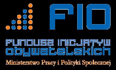 Logo: Fundusz Inicjatyw Obywatelskich