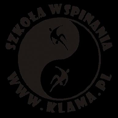 Logo: Szkoła wspinania KLAMA.PL