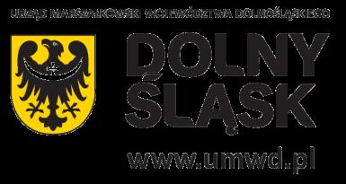 Logo: Województwo Dolnośląskie